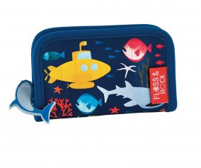 Porta Monete Deep Sea
