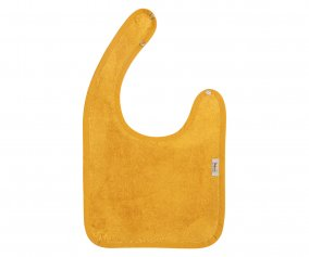 Bavoir Personnalisable Timboo Ocre