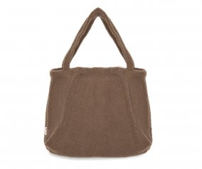 Sac Maman Chunky Teddy Marron