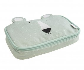 Estuche Rectangular Mr. Polar Bear