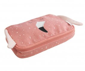 Estuche Rectangular Mr. Flamingo