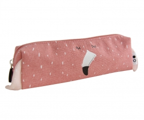 Estuche Trixie Largo Mr. Flamingo Personalizable