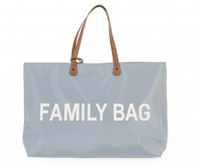 Borsone Family Bag Gray