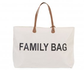 Borsone Family Bag Off White