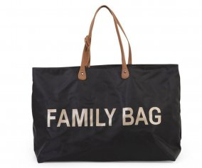 Borsone Family Bag Black