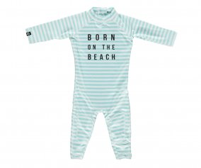 Bañador Manga Larga Born On the Beach Blue