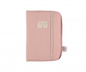 Porte-Documents Poème Personnalisable Rose Misty