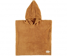 Poncho Personnalisable So Cute Caramel
