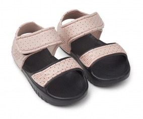Sandalias Blumer Little Dot Rose