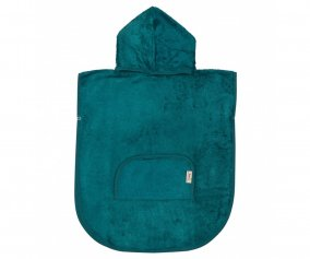 Poncho Timboo Deep Lake Personalizable