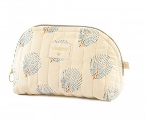 Trousse de toilette Holiday Blue Gatsby/Cream Personnalisable
