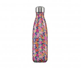 Botella Acero Inoxidable Wild Rose Floral 500ml