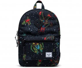 Mochila Herschel Heritage Youth Space Robots Personalizable