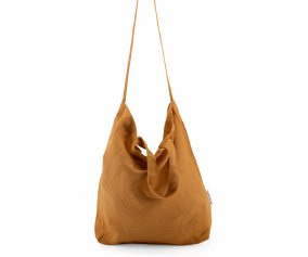 Borsa Shopper Baya Lino Honey Personalizzabile
