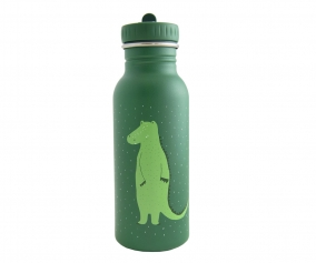 Botella Acero Trixie Mr. Crocodile 500ml