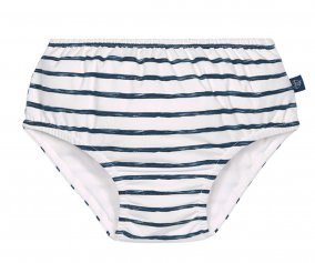 Costume Contenitivo Stripes Navy