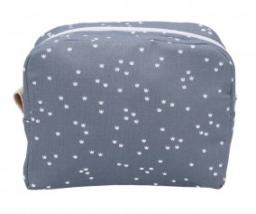 Grande Trousse de Toilette Royal Blue Personnalisable