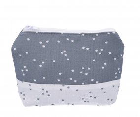 Trousse de Toilette Royal Blue Personnalisable