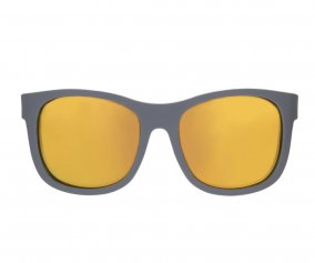 Gafas de Sol Flexibles Navigators The Islander Gris (0-24m)