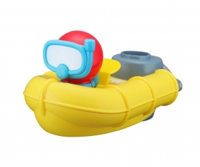Gioco Bagno Splash'N Play Rescue Raft