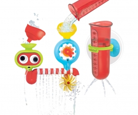 Gioco Bagno Spin N' Sprinkle Water Lab