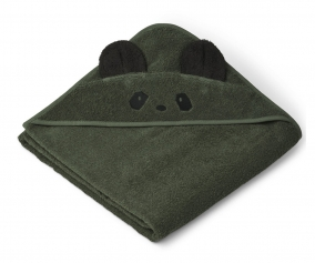 Capa de Baño Junior Augusta Panda Hunter Green