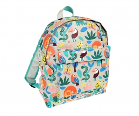 Personalised Wild Wonders Preschool Backpack