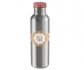 Bouteille Inox Blafre Personnalisable Rose 750 ml