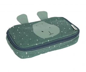 Estuche Rectangular Mr. Hippo