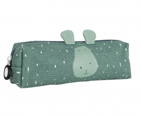 Estuche Trixie Largo Mr. Hippo Personalizable