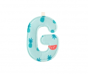 Fabric Letter G Lilliputiens