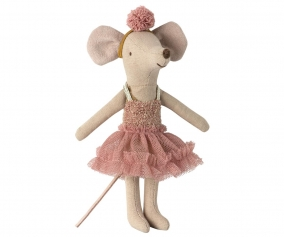 Topina Ballerina Mouse Big Sister Mira Belle