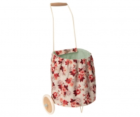 Trolley Maileg Rose