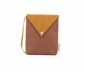 Bolsito Envelope Sugar Brown Caramel Fudge Personalizable