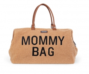 Borsone Mommy Bag Teddy Beige