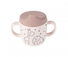 2-Handle Spout Cup Dreamy Dots Powder