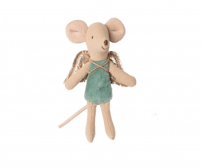 Topina Fairy Mouse Little Sister Verde
