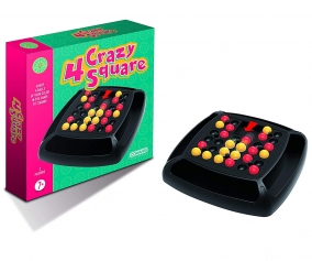 Jeu 4 Crazy Square