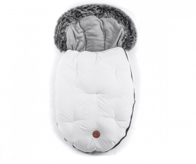 Saco para Carro Universal Everest White