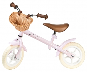 Balance Bike Willow Vintage Light Pink