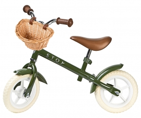 Balance Bike Willow Vintage Army Green