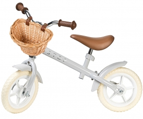 Balance Bike Willow Vintage Light Grey