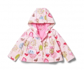 Coupe-Vent Imperméable Chirpy Bird Taille 3-4