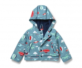Coupe-Vent Imperméable Space Monkey Taille 5-6