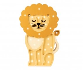 Lampada Lion African Yellow