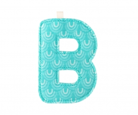 Fabric Letter B Lilliputiens