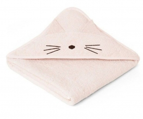 Capa de Baño Junior Augusta Cat Rose