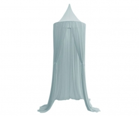 Sheer Canopy Minty Blue