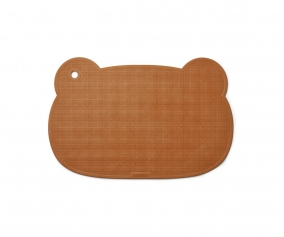 Alfombra Antideslizante Sailor Mr Bear Mustard