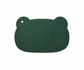 Alfombra Antideslizante Sailor Mr Bear Garden Green